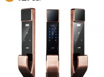 指纹密码锁的设计原理