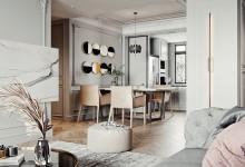 法式轻奢整装,细细品味慢时光下的优雅生活!