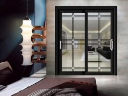 佛山锦乐派铝合金门窗室内外50 55平开窗系列