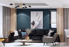 客厅沙发|全屋家装定制里一道不可或缺的风景!