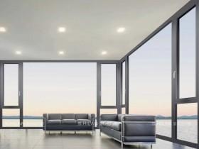圣米兰门窗小户型门窗设计,视觉面积扩大N倍!