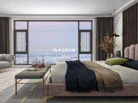 美之选门窗效果图,隔音门窗让您拥有舒心的睡眠