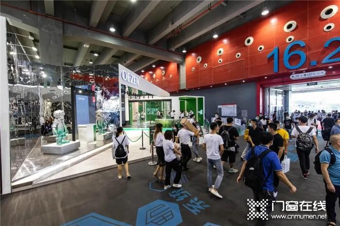 广州建博会 | 硬核新品亮相,欧哲门窗展示品质生活新潮流!
