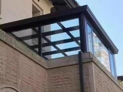 定制85系列断桥铝门窗金刚纱窗