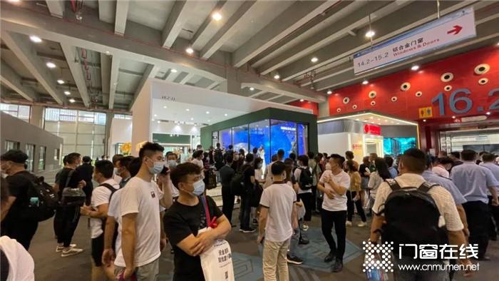 2021广州建博会圆满落幕, 索哲系统门窗精彩继续!