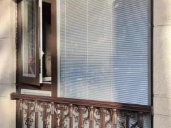 欧维盾定制断桥铝铝合金门窗封阳台隔音窗纱窗一体