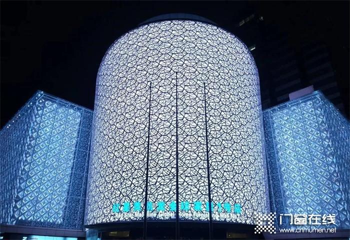 米兰之窗上海时尚门窗4S中心   用空间来承载幸福生活