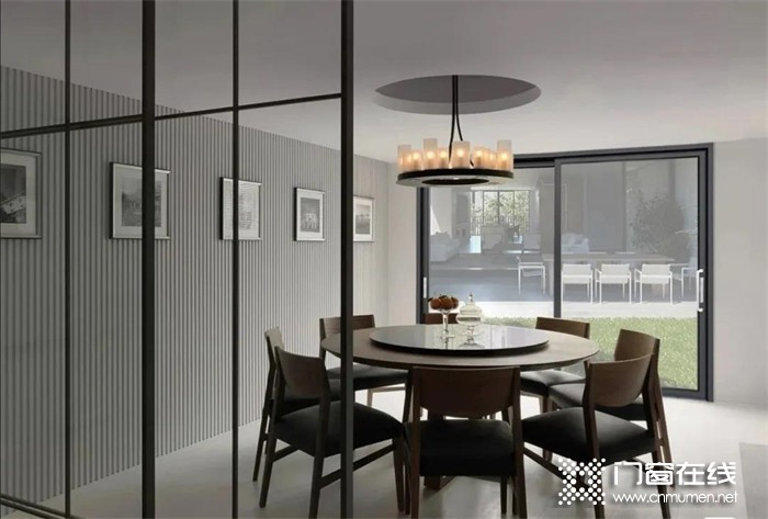 红橡树门窗高级灰系列——优雅与质感的融合
